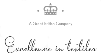 Excellence in Textiles, made in Britain