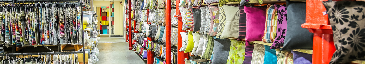 Yorkshire Fabric Shop Inside Fabric Mill Picture