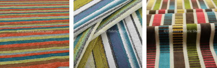 Yorkshire Fabric Shop Blog On Patterned Striped Fabric