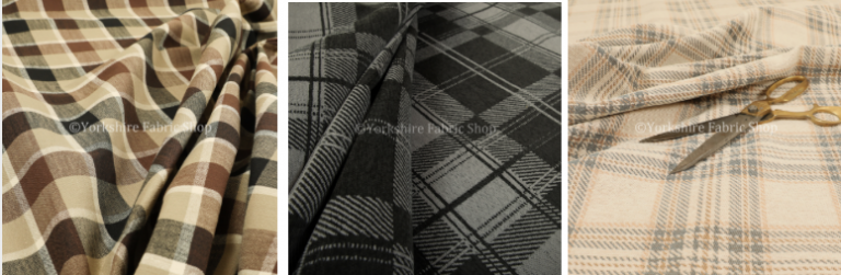 Yorkshire Fabric Shop Blog About Tartan Patterns Fabric