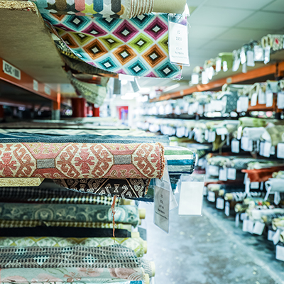 Yorkshire Fabric Shop Guide On How To Measure For Curtains