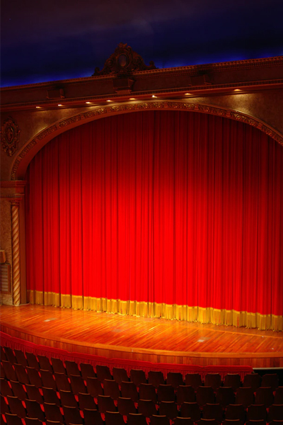 Stage Curtains Info At Yorkshire Fabric Shop