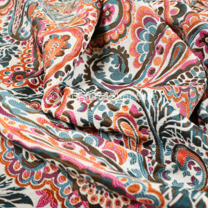 Yorkshire Fabric Shop Blog Focus On Patterns Paisley