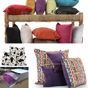 Yorkshire Fabric Shop Cushions – The Perfect Housewarming Gift
