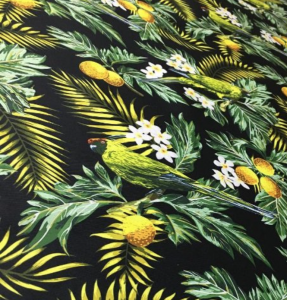 Yorkshire Fabric Shop Modern Tropical The Interior Trend For Summer