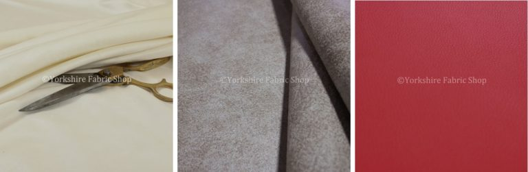 Yorkshire Fabric Shop Suede Vs Leather – Which Material Is Best