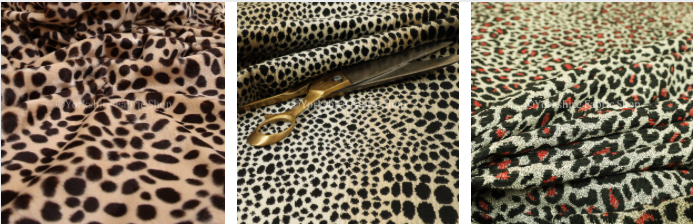 Yorkshire Fabric Shop Trend Watch – Leopard Print Upholstery Fabrics