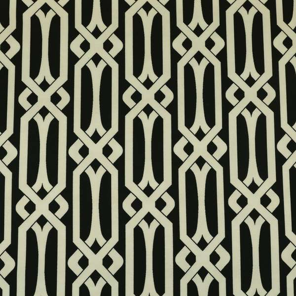 Serengeti Black White Fabrics