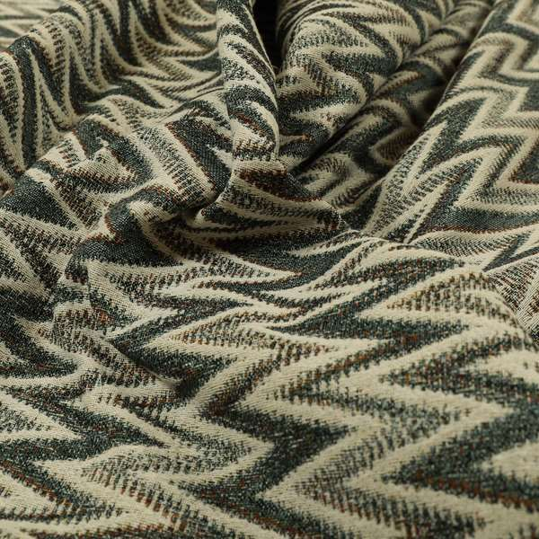 Bruges Stripes Jacquard Fabric