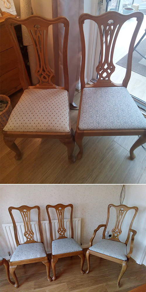 Helen Before & After Of Chairs
