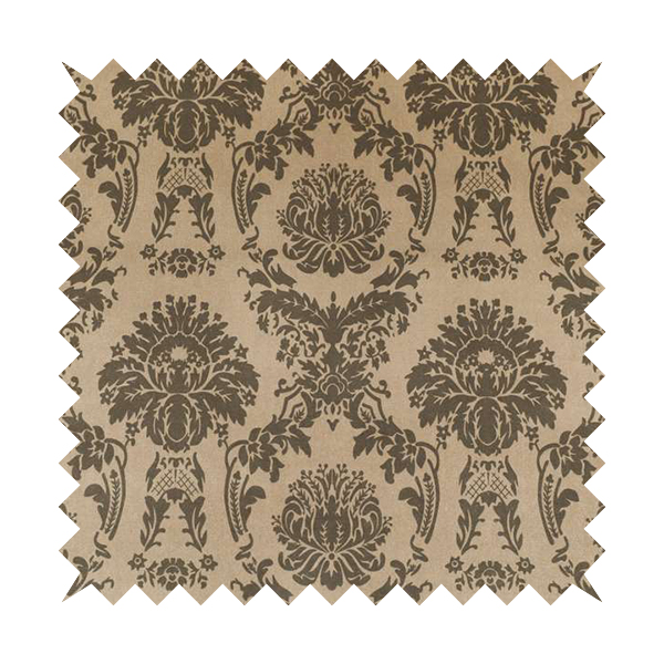 Detroit Damask Print Fabric