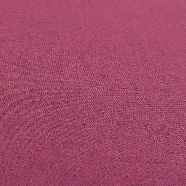 Ibiza Soft Chenille Furnishing Upholstery Fabric In Purple Colour