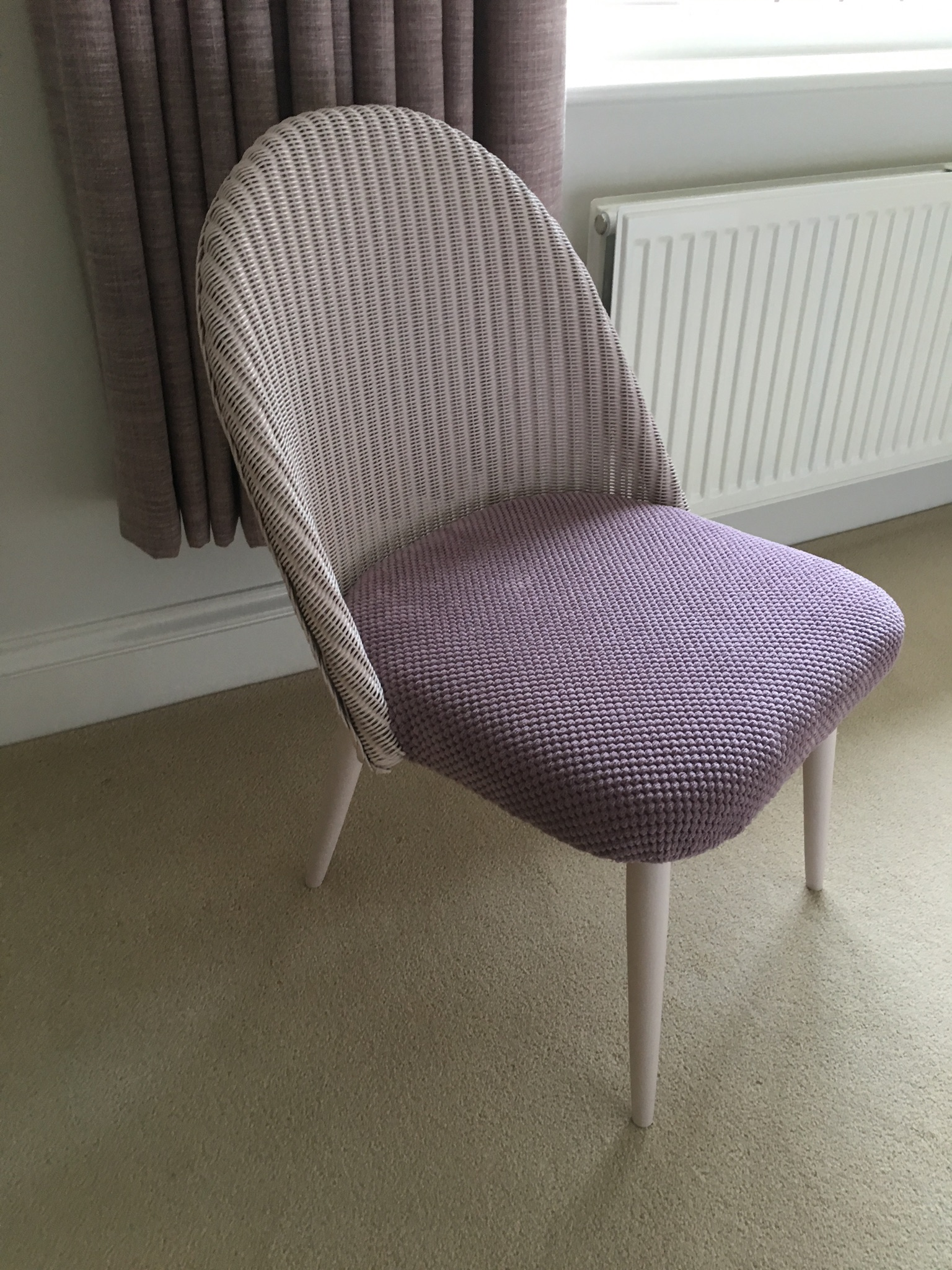 Norbury70 Pink Fabric Used For Chair