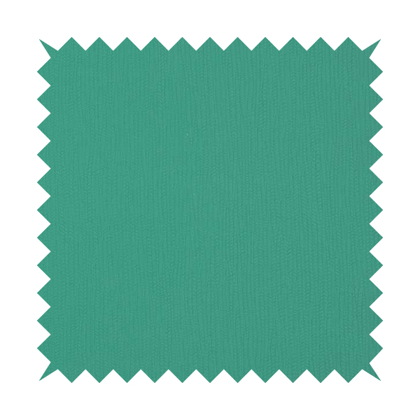 Milos Faux Leather In Matt Finish Textured Pattern Teal Blue Green Colour Upholstery Fabric