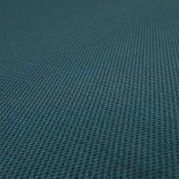 Patricia Soft Like Velvet Chenille Upholstery Fabric Blue Colour