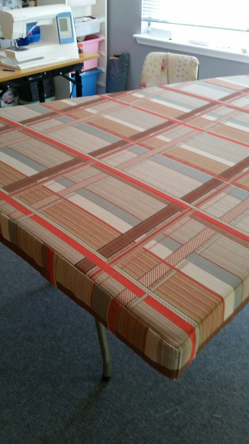 Fabric Used For A Table Cloth