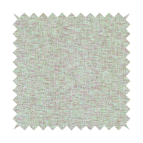 Verona Unique Textured Basket Weave Heavyweight Upholstery Fabric In Blue Green Purple Colours